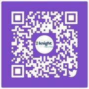 KP Twitter QR Code